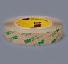 3M 468MP Adhesive Transfer Tape Clear 1 in x 60 yd Roll -- 468MP 1IN X 60YDS -Image