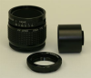 50mm F/3.5 UV Quartz lens