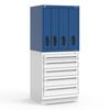R2V Vertical Drawer Cabinet -- RL-5HDE38004NA -Image