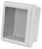 JIC Size Junction Box NEMA 4X Fiberglass Enclosures -- AM664RHW - Image