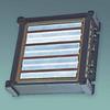 Finned Resistor Heaters -- HRI - Image