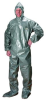 Andax Industries ChemMAX 3 C3T151 Coverall - Large -- C-3T151-SS-G-L -Image