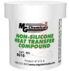 Heat Transfer Compound; non-silicone; high thermal conductivity; 2 oz tub -- 70125528