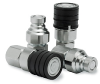 X65 Flat-Face Steel Couplings -- Series 265 -- View Larger Image