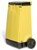 PIG Empty High-Visibility Spill Cart -- PAK968