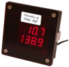 Viscosity and Temperature Display -- D422