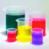 Polypropylene Graduated Beaker Set -- 76283
