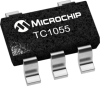 100mA High Accuracy CMOS LDO w/ Shutdown and Error Output -- TC1055 -- View Larger Image