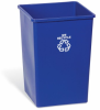Square Recycling Container -- CAN305