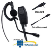 Pryme Radio Products Medium Duty Mini Boom Mic for Icom.. -- SPM-400AILS