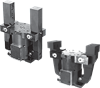 Series PFC Pneumatic Clamp for Heavy Parts Clamping