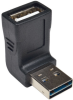 Universal Reversible USB 2.0 Adapter (Reversible A to Up Angle A M/F) -- UR024-000-UP - Image
