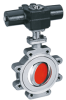 Double-offset Butterfly Valve -- DANAIS 150 T