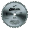 MILWAUKEE 8 In. 50 Tooth Dry Cut Cermet Tipped Circular Saw -- Model# 48-40-4520