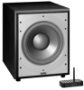Infiniti PS210WBK Wireless Powered Subwoofer - 10