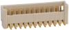 Rectangular Connectors - Headers, Male Pins -- H3330-ND -Image