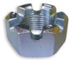 Slotted Nuts - UNF - BS 1768 -- Slotted Nuts - UNF - BS 1768