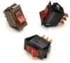Miniature Rocker Switch -- LTA Series - Image