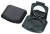 Press Powder compact w/mirror -- PE07-PD-24