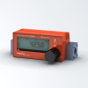Battery powered Gas Mass flow switch and meter -- GCS-1/4