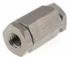 Low Cracking Pressure High Flow Miniature Check Valve -- CKVU