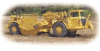 627G Wheel Tractor Scraper - Image