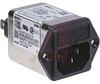 Power Entry Module; 250 VAC (Max.); 1 A; 0.42 A @ 250 VAC, 50 Hz; Panel -- 70185777