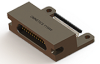 Latching Micro-D Horizontal Surface Mount Connectors H0 - Image