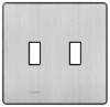 Standard Wall Plate -- FW-2-SS - Image