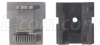 10 Position Die Set with Secondary Strain Relief -- HTS7100-10 - Image