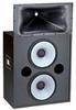 Two-Way ScreenArray Bi-Amplified Passive High Frequency Cinema Loudspeaker System -- 4622-HF