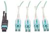 Fiber Optic Cables -- N844-02M-8LC-PT-ND -Image