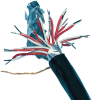 Multipair Thermocouple Extension Cable -- 4X, 8X, 12X,16X, 20X and 24X Series - Image