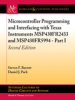 Microcontroller Programming and Interfacing with Texas Instruments MSP430FR2433 and MSP430FR5994 – Part I: Second Edition
