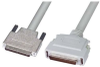Ultra SCSI Cable, .8mm Male / HPDB50 Male, 2.0m -- SZA00003-2M -Image