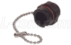 Cap for IP66/67 Industrial Duplex LC Plug -- XPM-CAP2 - Image