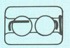 5200 Series double row, angular contact bearings -- 5202