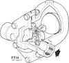SG Iron Ball Float Steam Trap -- FT14