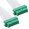 Rectangular Cable Assemblies -- 952-2764-ND -- View Larger Image