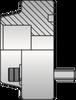S940 – Code 61 Flange Socket Weld Tube -Image