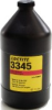 Loctite 3345 Light Cure Adhesive, Glass/Metal