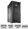 HP Z800 VA783UT Workstation PC - Intel Xeon E5649 2.53GHz, 6 -- VA783UT#ABA