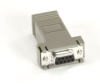MicroSwitch Adapter, AT® (DB9 F-RJ-45) -- FA043