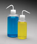 Thermo Scientific Nalgene Wash Bottles; Teflon FEP bottle, Tefzel ETFE screw closure/stem and draw tube -- sf-03-409-12A