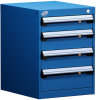 Stationary Compact Cabinet with Partitions -- L3ABG-2417L3B -Image