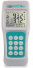 Bluetooth-Enabled, Data-Logging Thermometer, Dual Input -- 932B