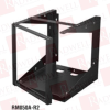 "BLACK BOX CORP RM050A-R2 ( ULTRA WALLMOUNT RACK - 25""D (63.5-CM), 11U 21""H (53.3-CM), BLACK ) -Image"