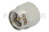 0.5 Watt RF Load Up to 12.4 GHz With SMA Male Input Passivated Stainless Steel -- PE6002 -Image