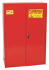 Safety Cabinet,Standard,45 Gal.,Red -- 4HPZ4