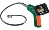 BR100: (17mm diameter) Video Borescope Inspection Camera -- EXBR100